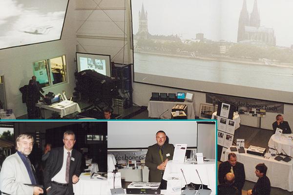 Die Geschichte Von Kuchem Konferenz Technik